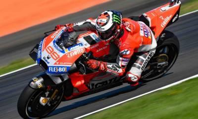 Pole de MotoGP en Silverstone 2018