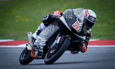 entrenos de Moto3 del GP de Austria 2018