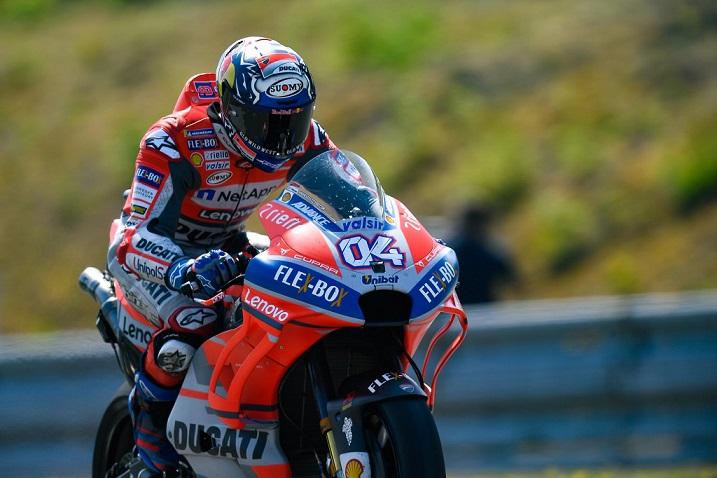 pole de MotoGP del GP de la República Checa 2018