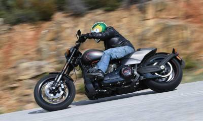 Harley FXDR 114