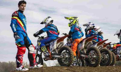 fechas del Allianz Junior Motor Camp 2018