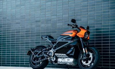 nueva Harley LiveWire 2019