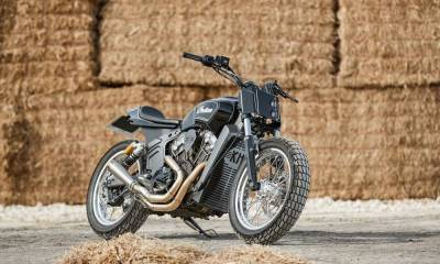 Indian Scout Krazy Horse