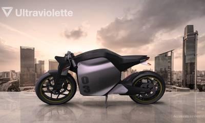 Ultraviolette Moto electrica