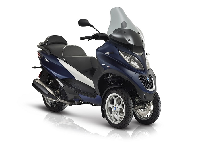 Piaggio Mp3 500 LT Business Azul 2018
