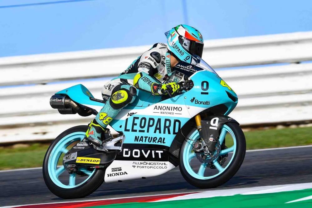 Crónica y clasificación Moto3 San Marino 2018