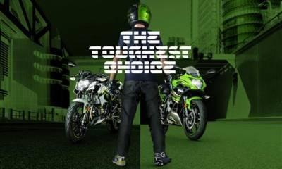 Nuevas Kawasaki Ninja 125 y Z 125
