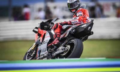 Pole de MotoGP en San Marino 2018