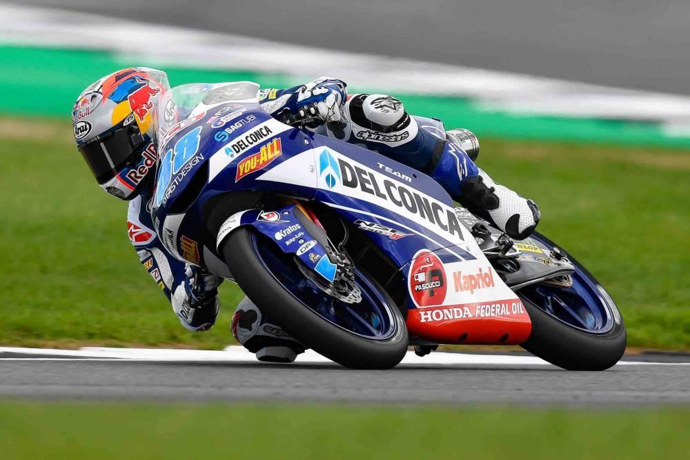 Entrenos Moto3 San Marino 2018