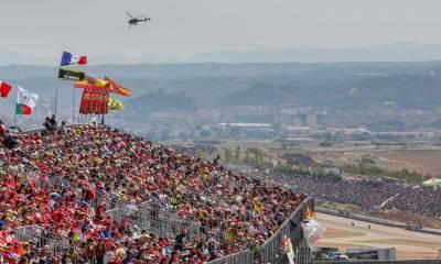 MotoGP en Motorland