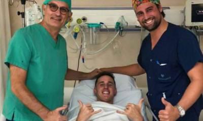 Pol Espargaró ya ha sido operado