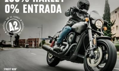 promoción Harley-Davidson