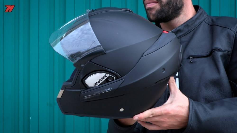 5 claves de un casco modular Motocard_8