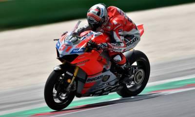 Chaz Davies montará la Ducati Panigale V4