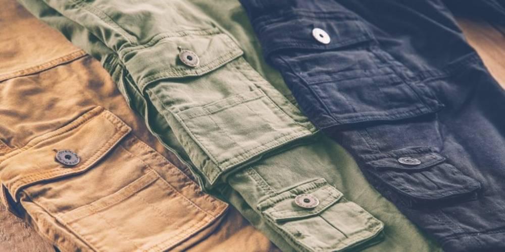 pantalones Carpenter de Overlap