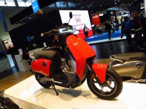 SCOOTERS ELECTRICOS DE CHINA SUPER SOCO