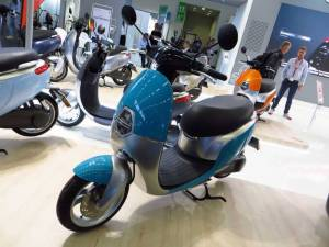 SCOOTERS ELECTRICOS DE CHINA ECOOTER