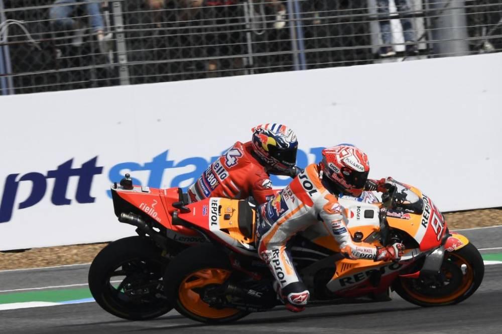 ¿Será Márquez campeón en Japón?