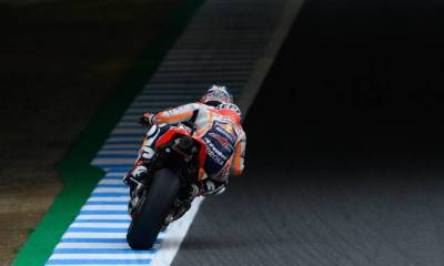 "Dani Pedrosa: ""En MotoGP me sorprendí a mi mismo"""