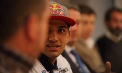 Jorge Martín ya piensa en MotoGP