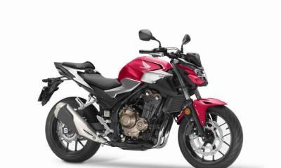 Honda CB500F 2019 EICMA 2018