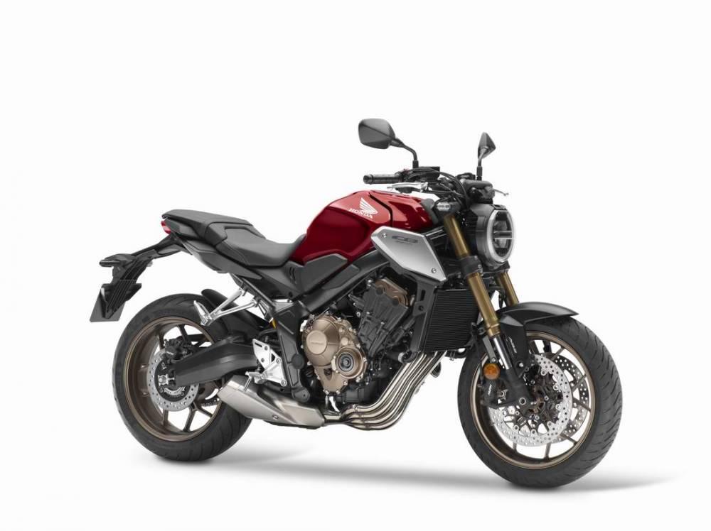 Honda CB650R EICMA 2018