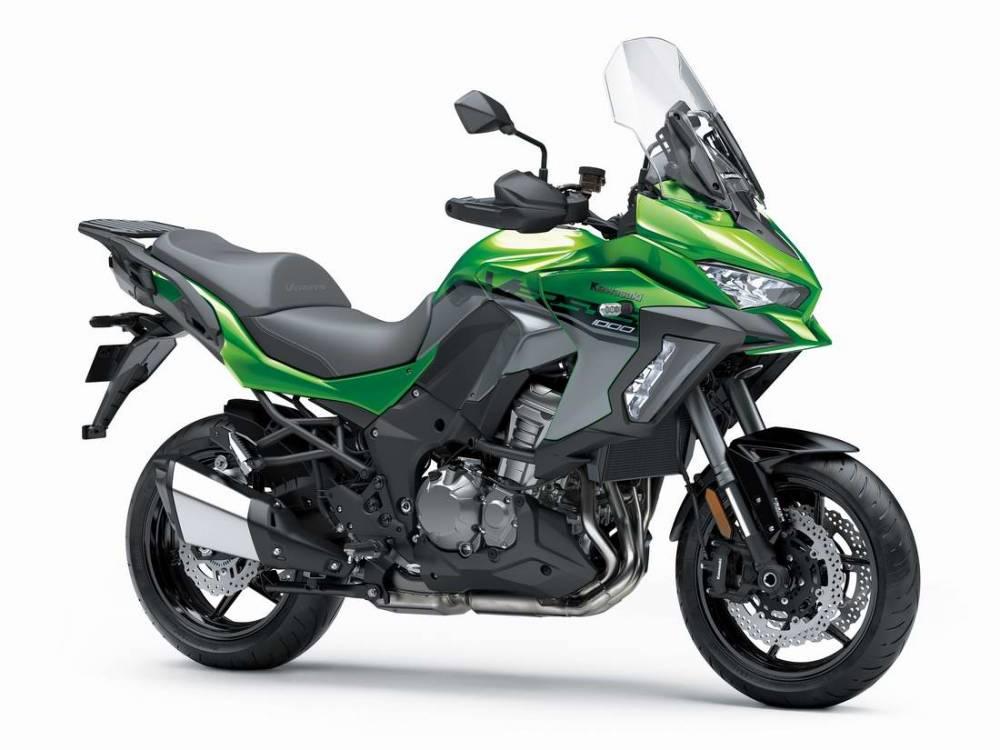 Kawasaki Versys 1000 2019 EICMA 2018