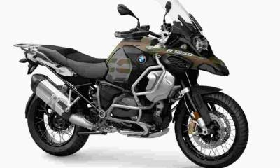 BMW R 1250 GS Adventure 2019 EICMA 2018