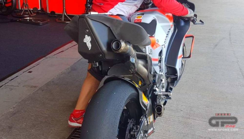 Ducati sigue explorando en aerodinámica
