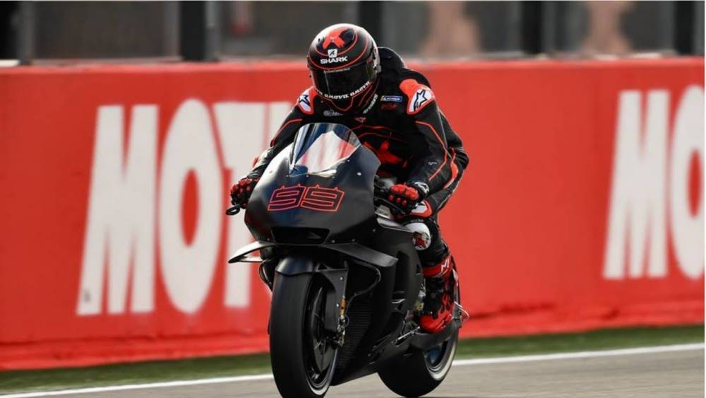 Lorenzo sí ganará con la Honda