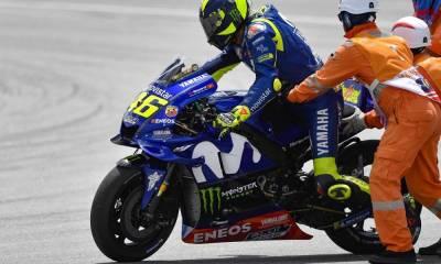 """Rossi: """"Que estos comisarios nos tengan que salvar la vida da miedo"""""""