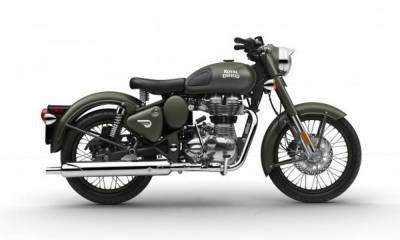 Black Friday de Royal Enfield