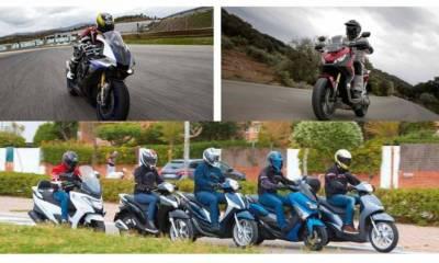 Las 10 pruebas y comparativas de motos más vistas en 2018
