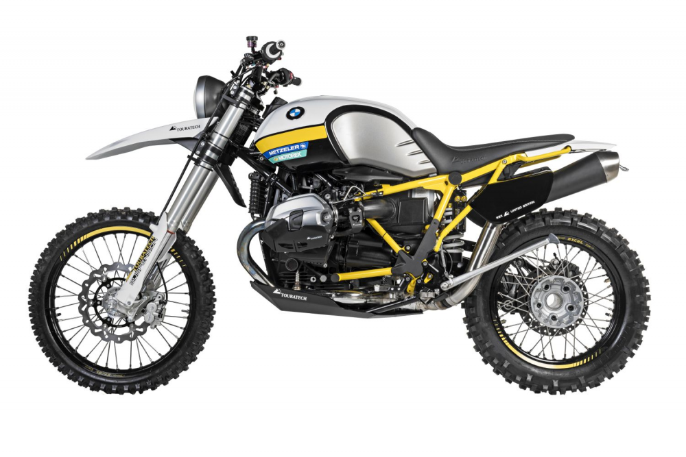 BMW RX9 de Touratech