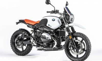 BMW R NineT Urban Ilmberger Carbon