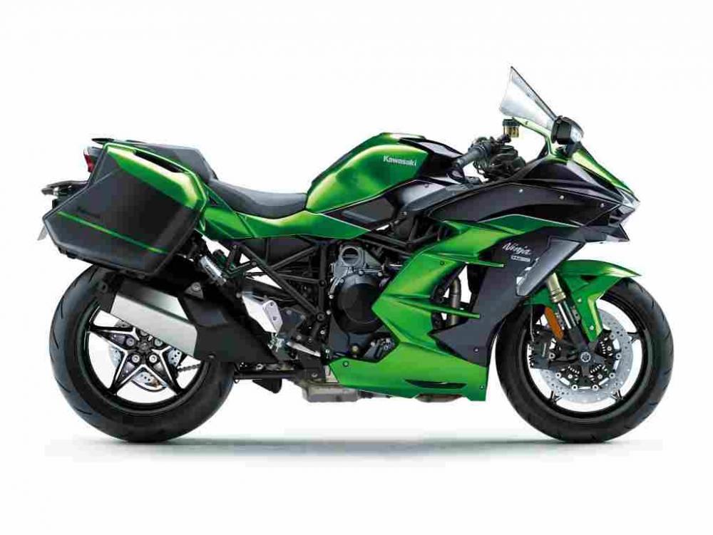 Prueba Kawasaki Ninja H2 SX_10