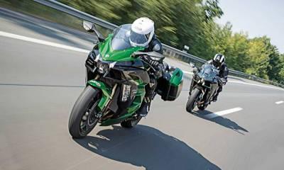 Prueba Kawasaki Ninja H2 SX