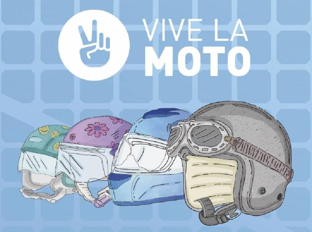 motos de pruebas Salon Vive la Moto Barcelona