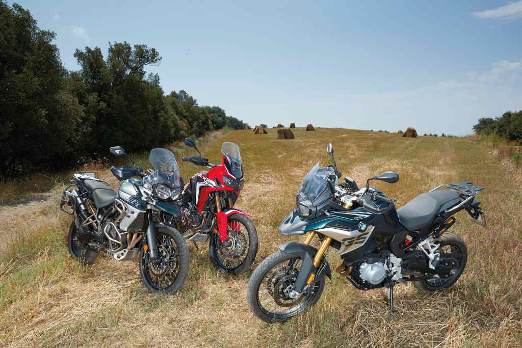 comparativo de motos trail 2018_2
