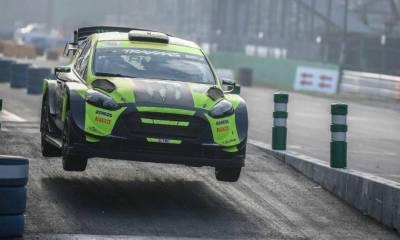 Rally Show de Monza