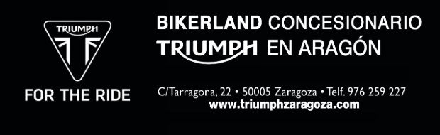 Triumph Zaragoza
