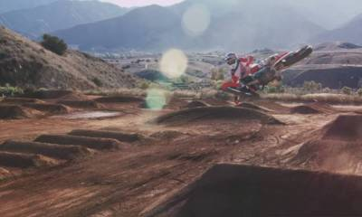 vídeo del Team Honda HRC 2019