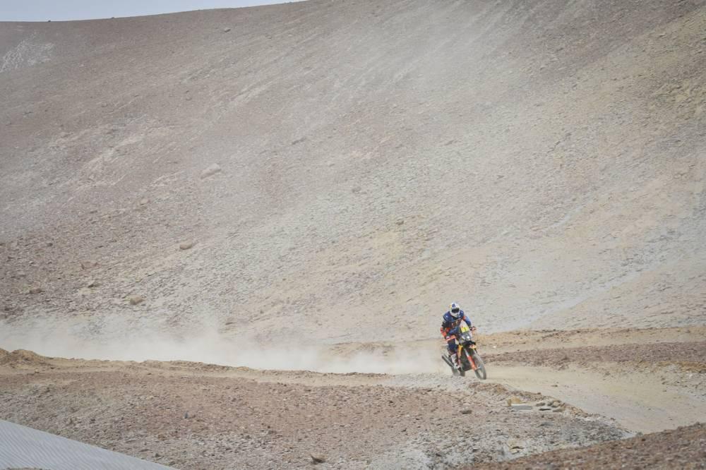 Dakar 2019 Etapa 4