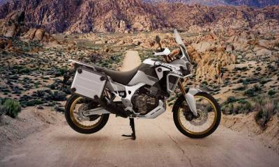 HONDA AfricaTwin GARMIN TRAVEL EDITION