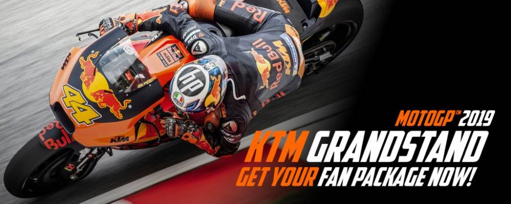 KTM Fan Tribune 2019 Montmelo_1
