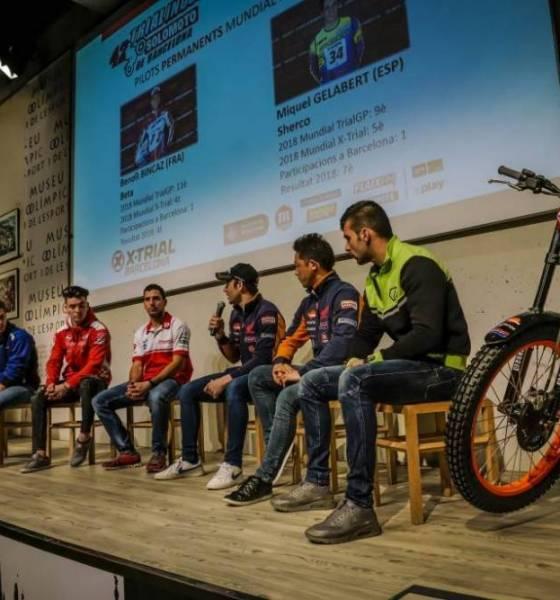 información Trial Indoor Solomoto Barcelona 2019