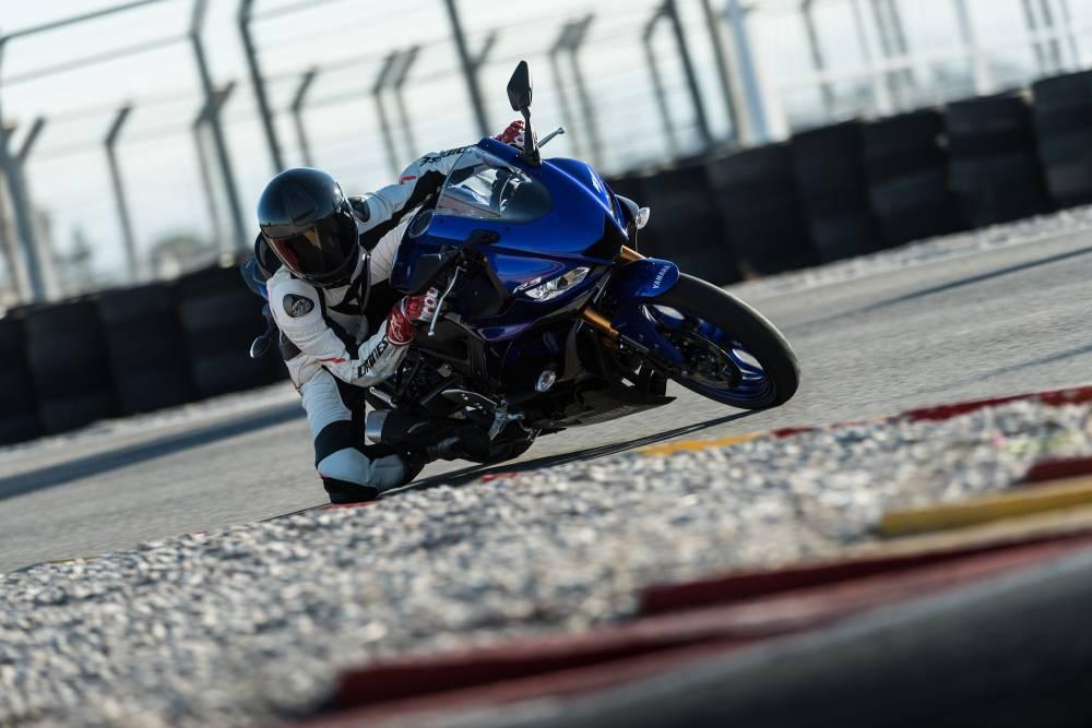Prueba Yamaha YZF-R3