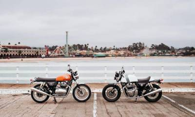 Comparativo Royal Enfield