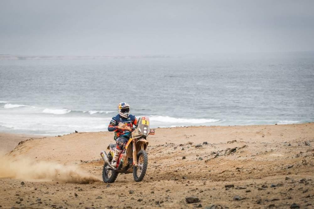 etapa 8 Dakar 2019