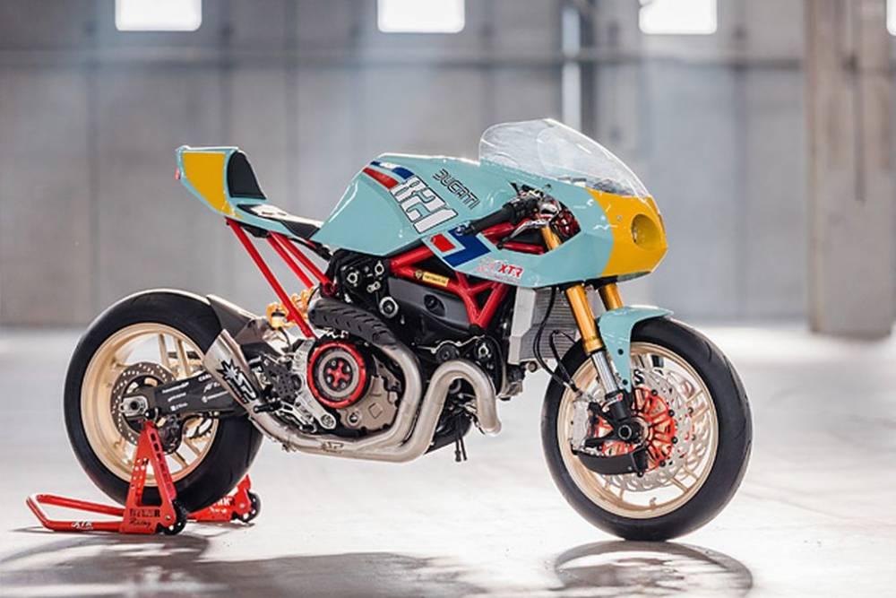 Ducati Monster Pantah XTR Pepo